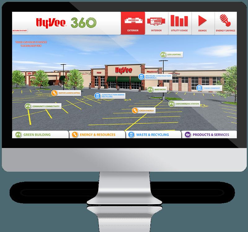 Hy-Vee energy dashboard
