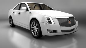 3D car concept