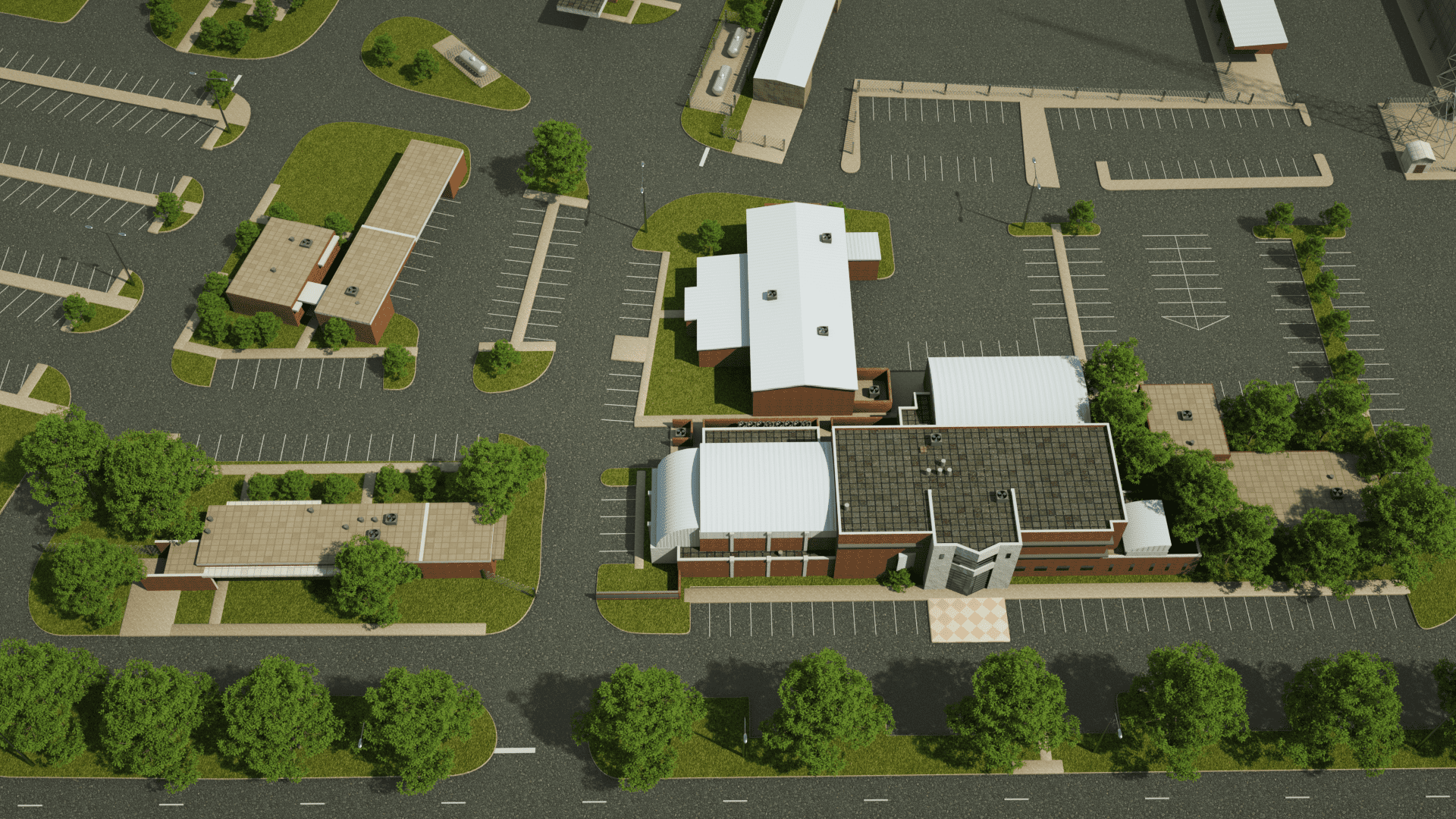 Additional Building Added To Site Map