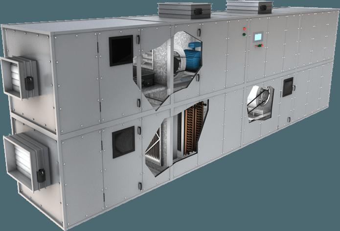 BAS Graphics HVAC Stock1