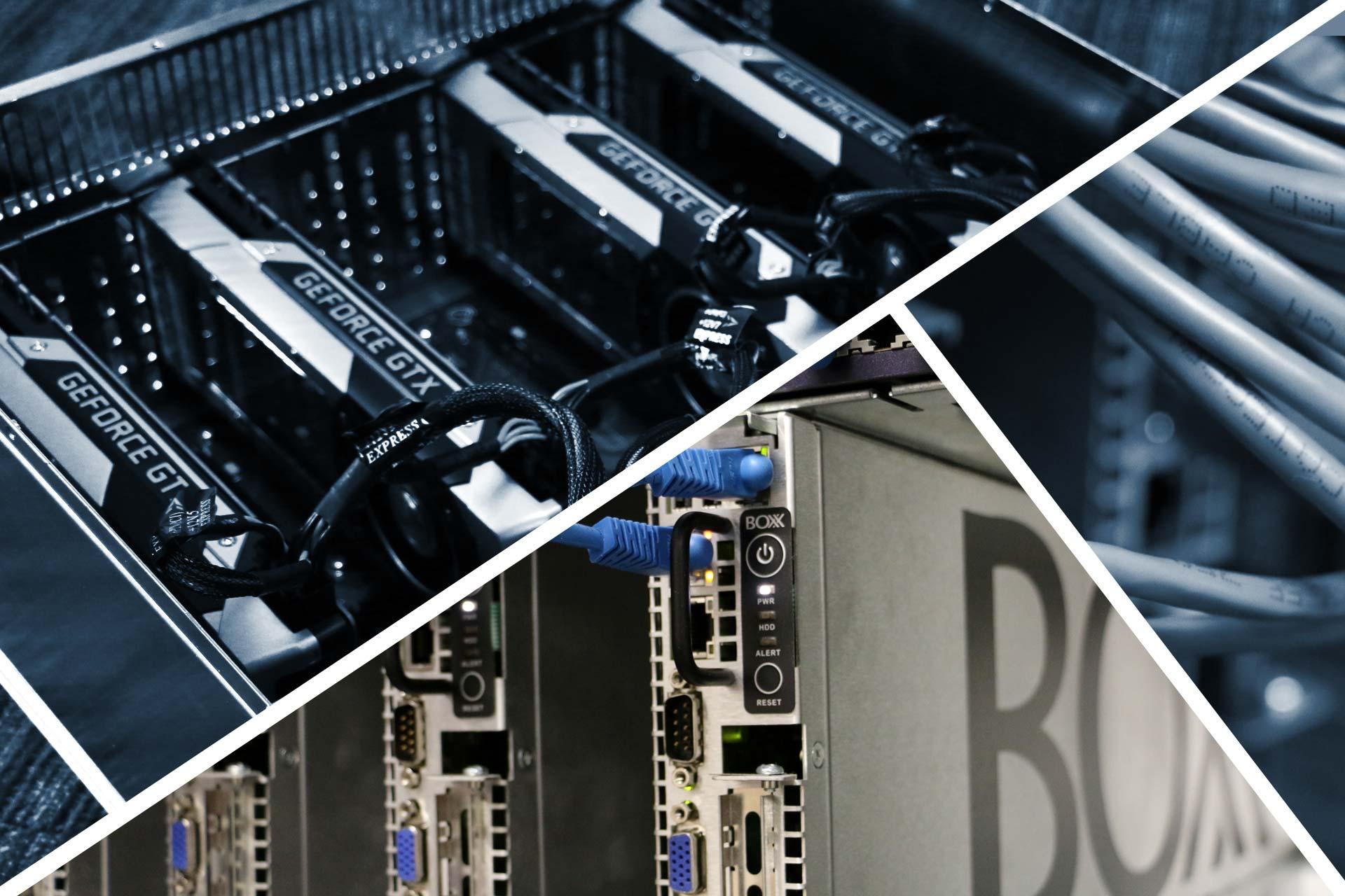 Server composite image