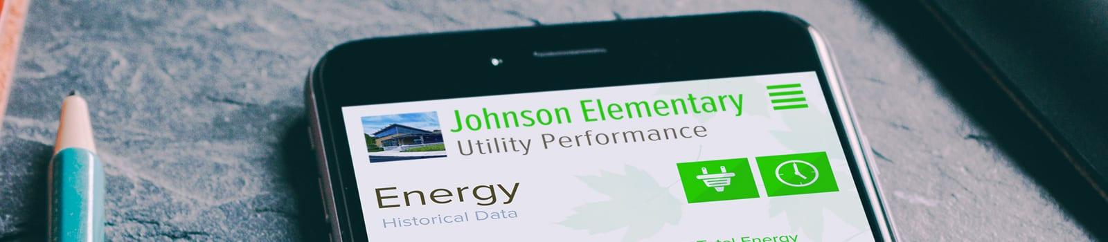 Energy dashboard banner image