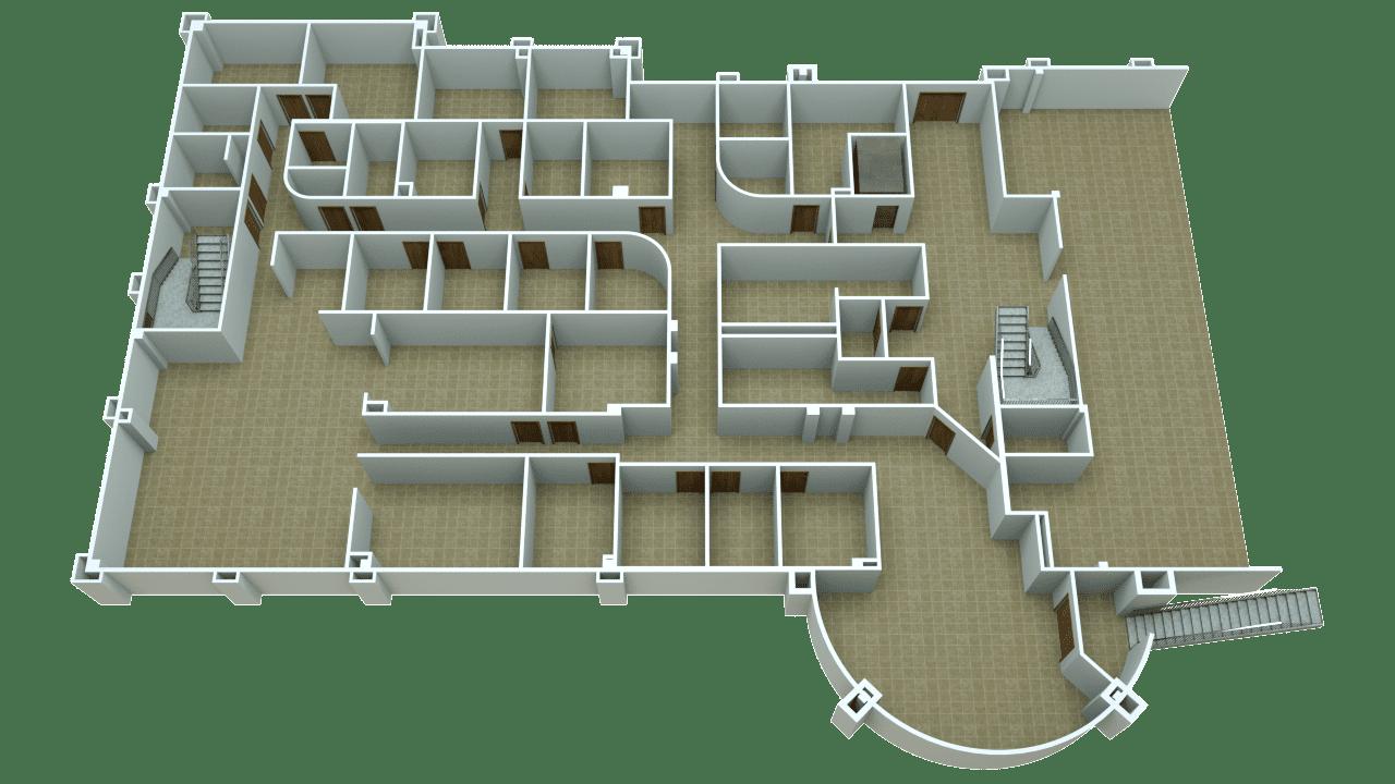 Floor Plans QA Graphics Des Moines IA