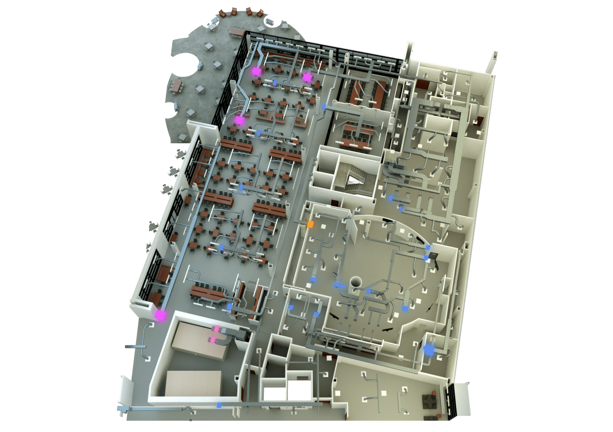 Floor Plan and Navigation Graphics QA Graphics Iowa #694634