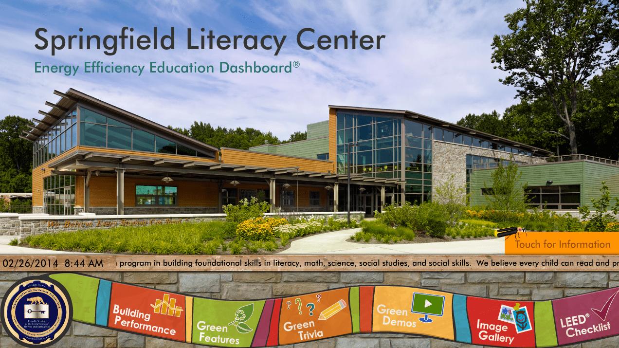 Springfield Literacy Center EEED