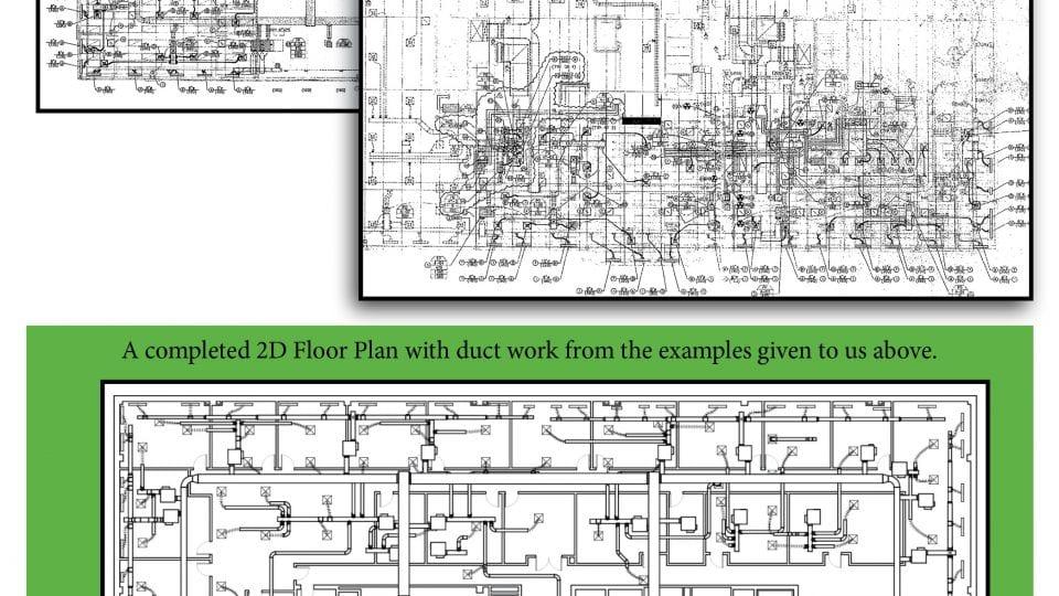 2D Floor Plan Graphics for Centennial Controls