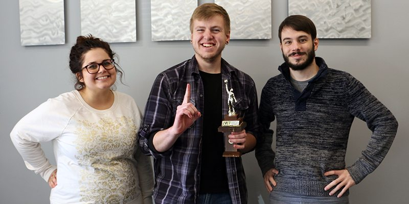 Annual Chili/soup cook-off winners
