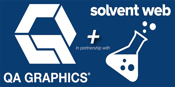 New Offer: Web Development Services – QA Graphics Partners with Solvent Web