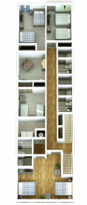 3rd Floor Condo Overview