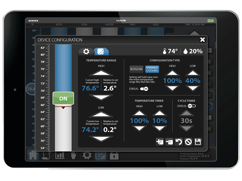 UI & UX Design - QA Graphics | Des Moines, IA