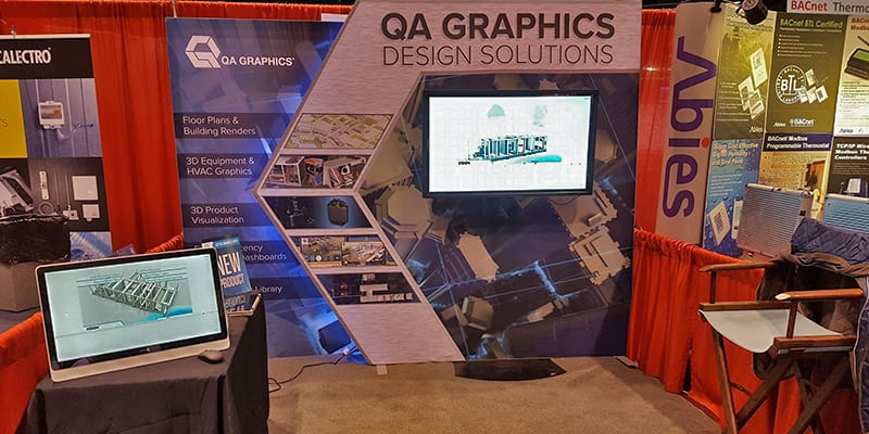 AHR Expo Booth
