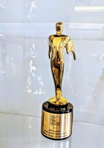 QA Graphics' Dual Tank Whiskey Flask video has been named Best Promotional Video in use of 3D Animation ?for the Telly Awards.?