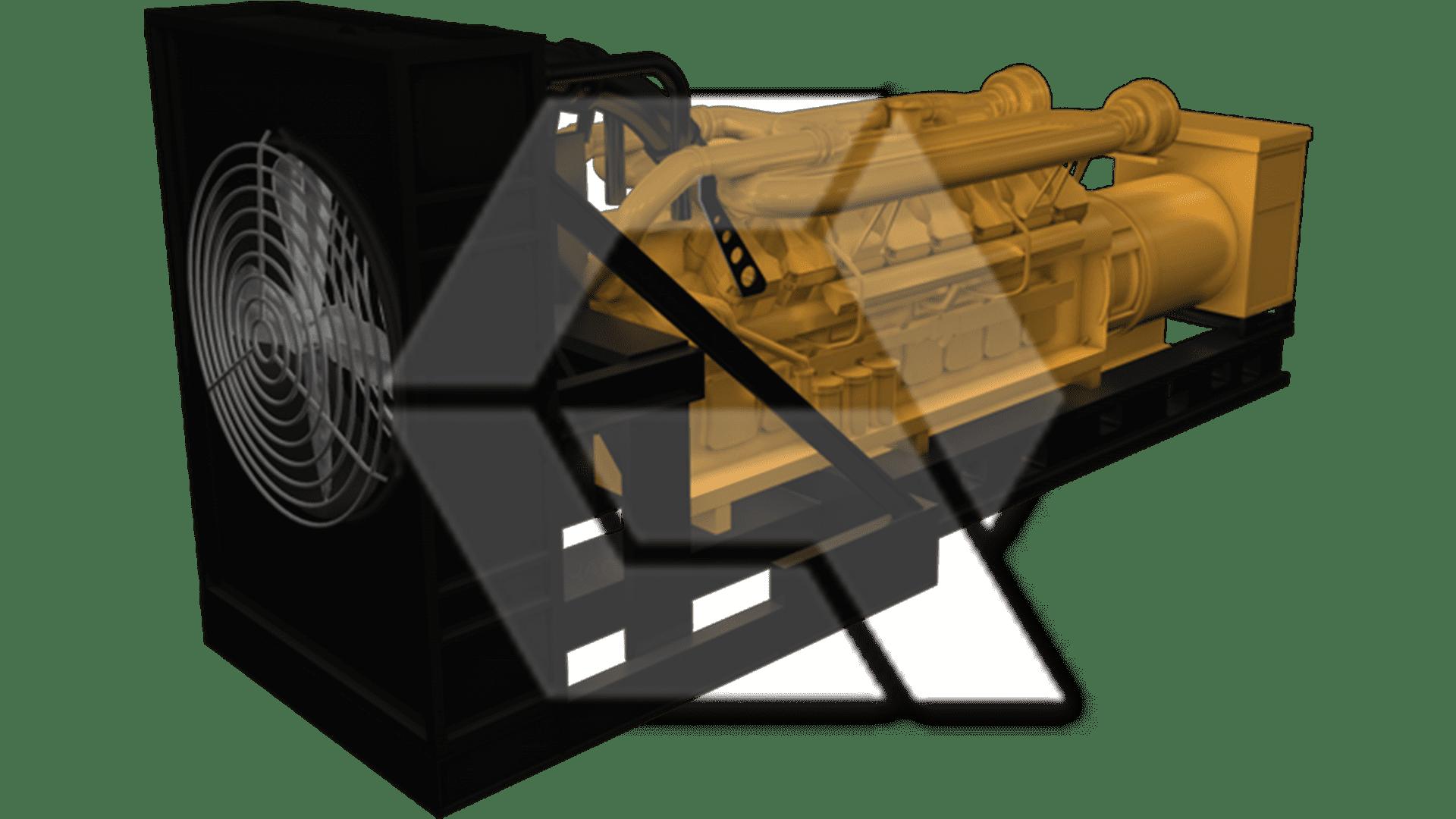 CAT 1 Generator