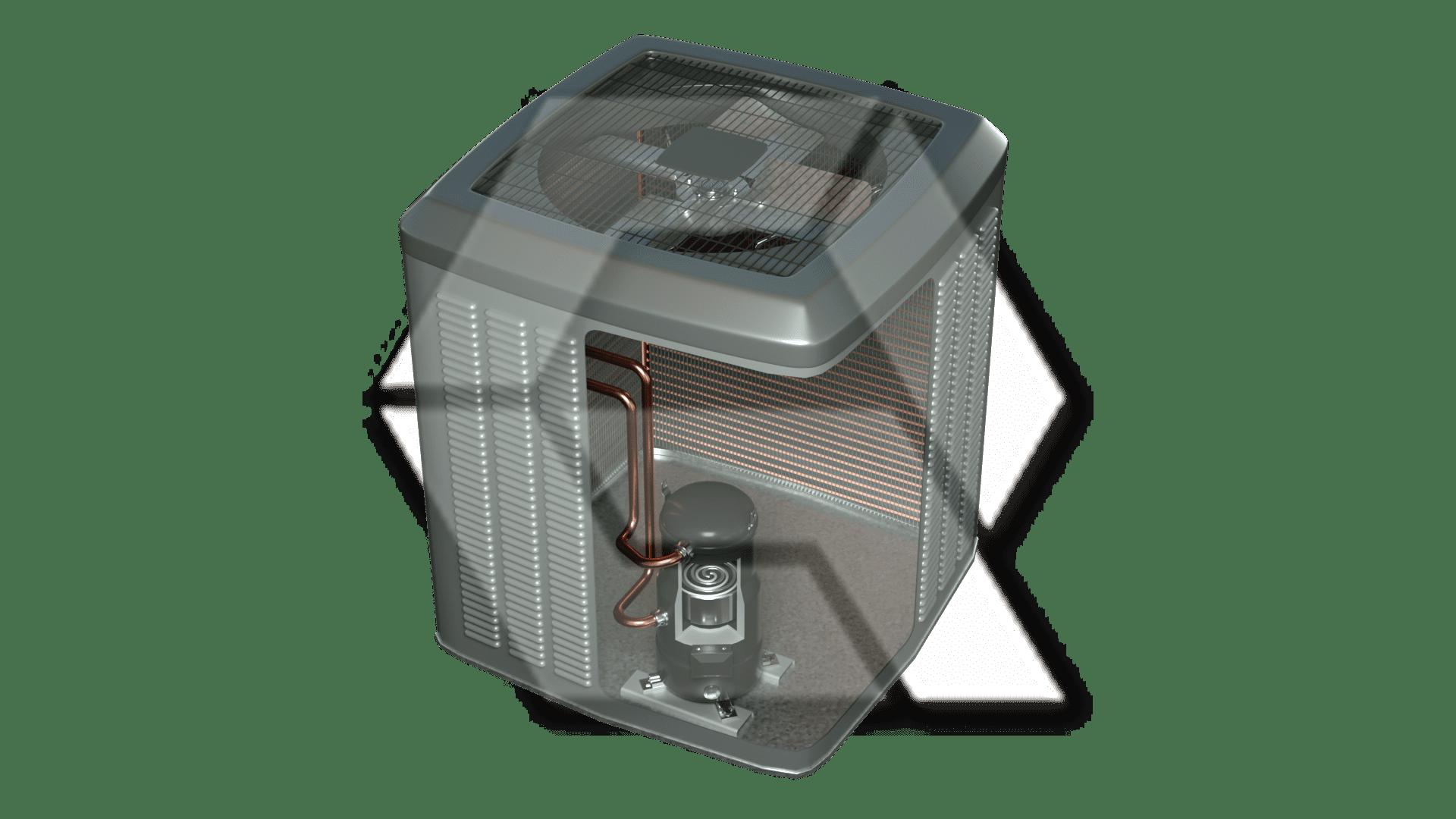 Amana-ACXX16 Split System - Outdoor