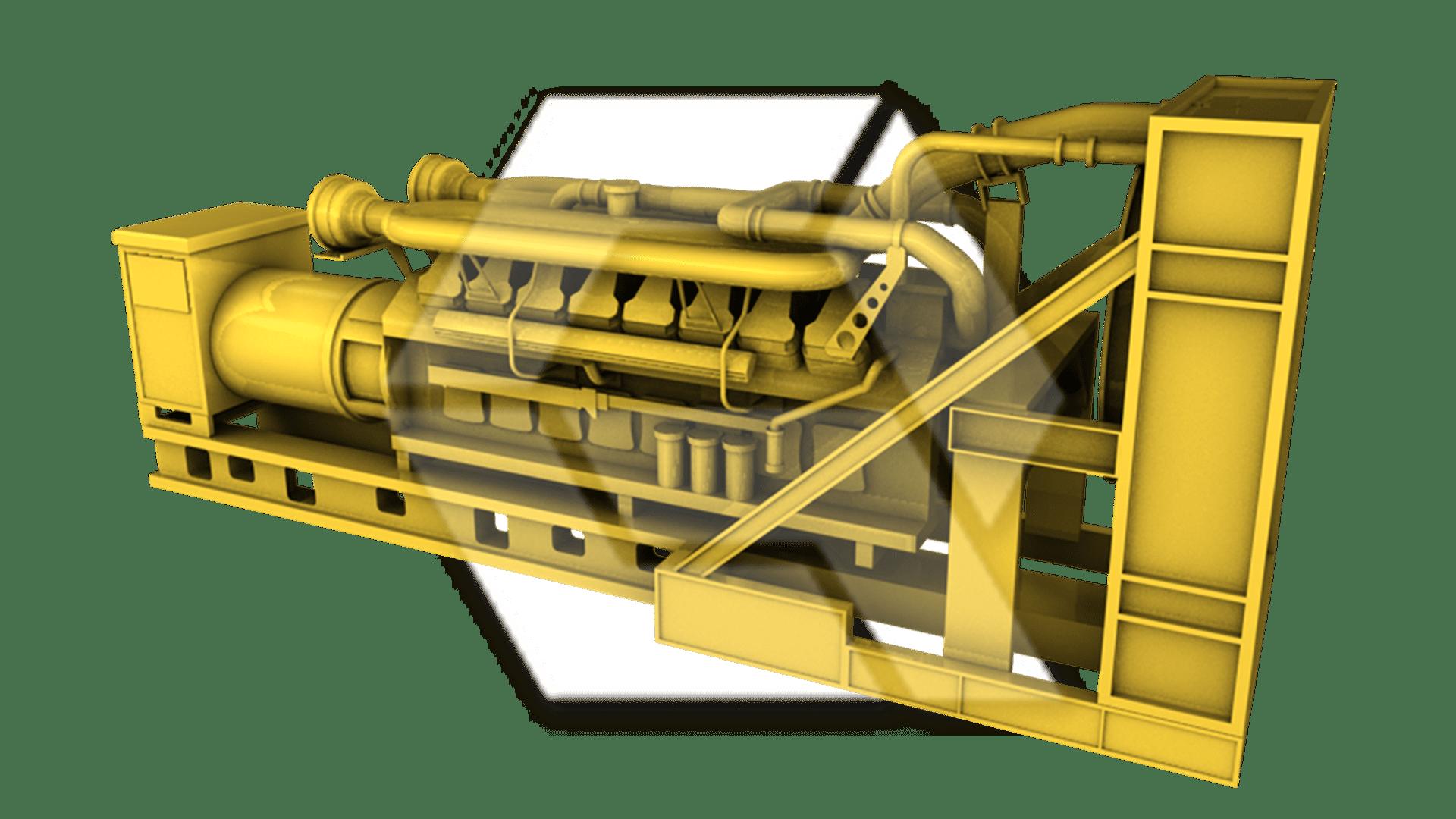 CAT Generator 3