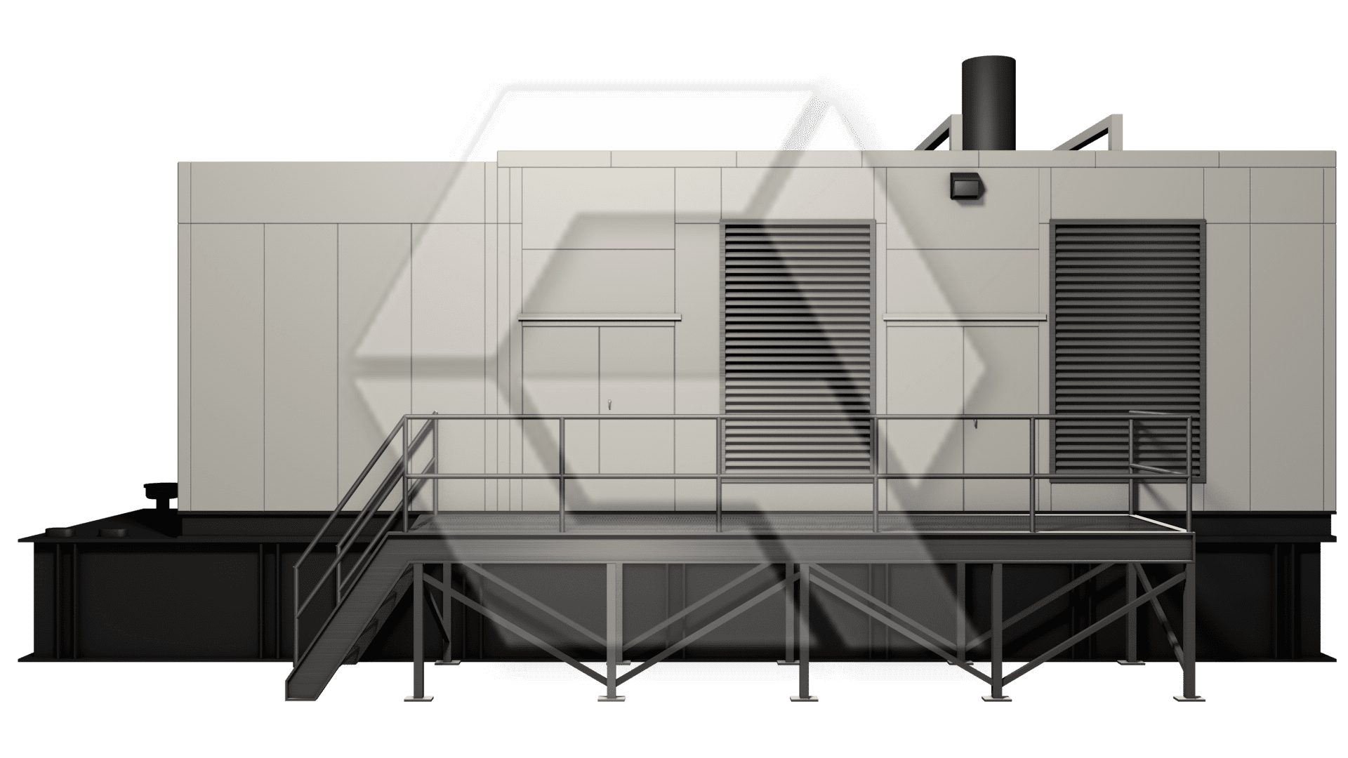 Global Power Supply Generator