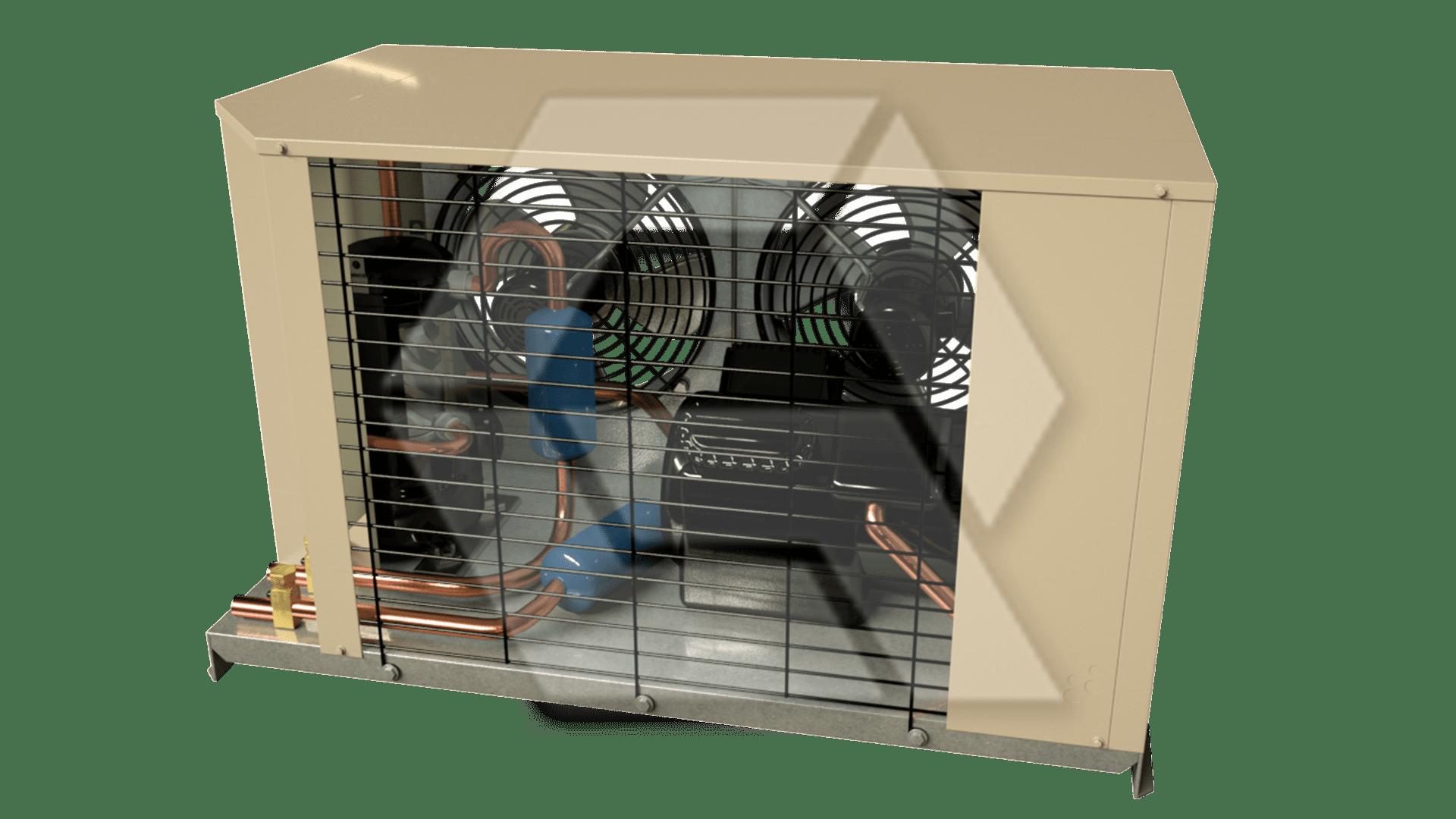 Heatcraft Condenser