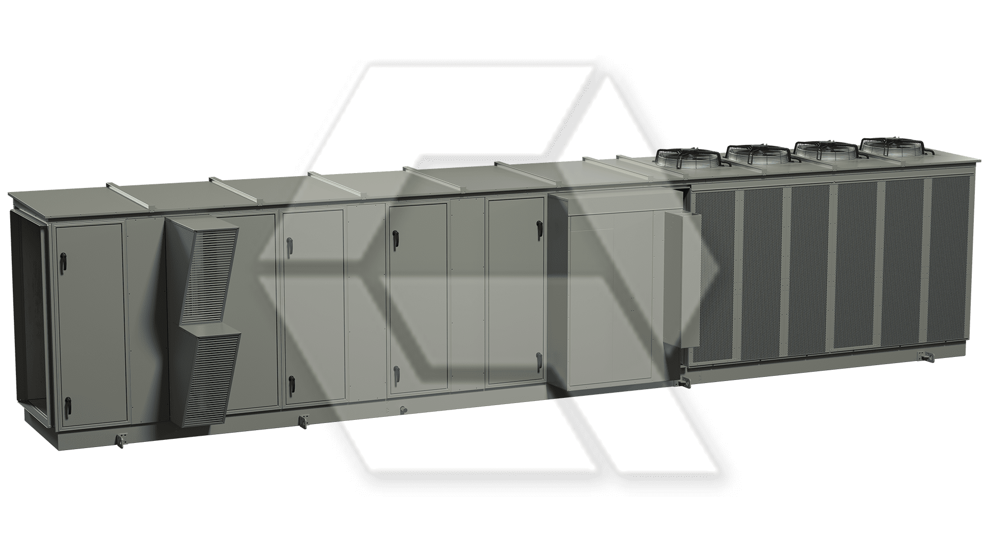 Innovent AHU-7765924 Closed View