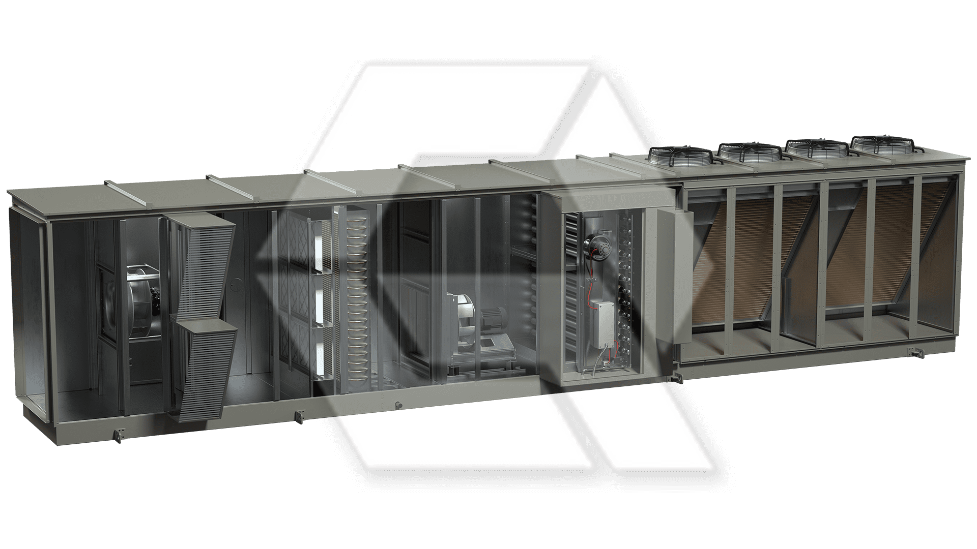 Innovent AHU-7765924 Open View
