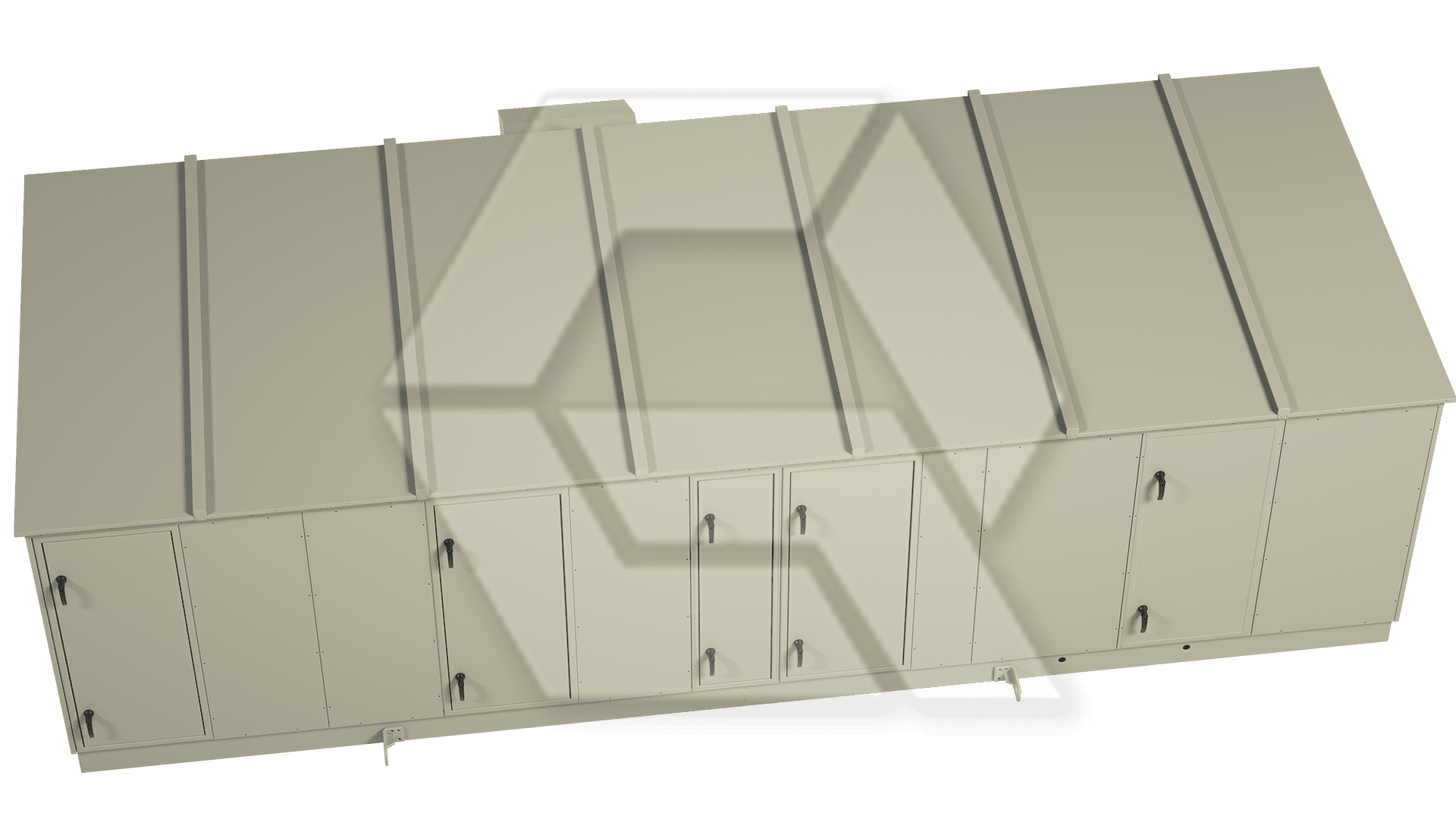 Innovent AHU 7825073-00020 - LASER I Closed View