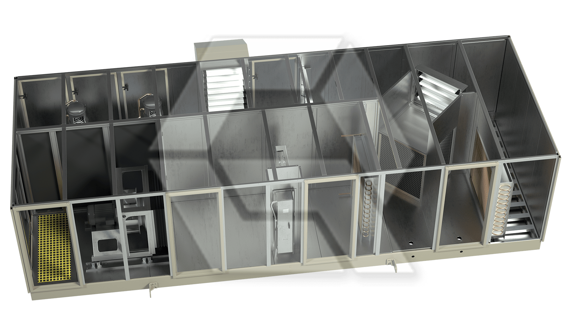 Innovent AHU 7825073-00020 - LASER I Open View