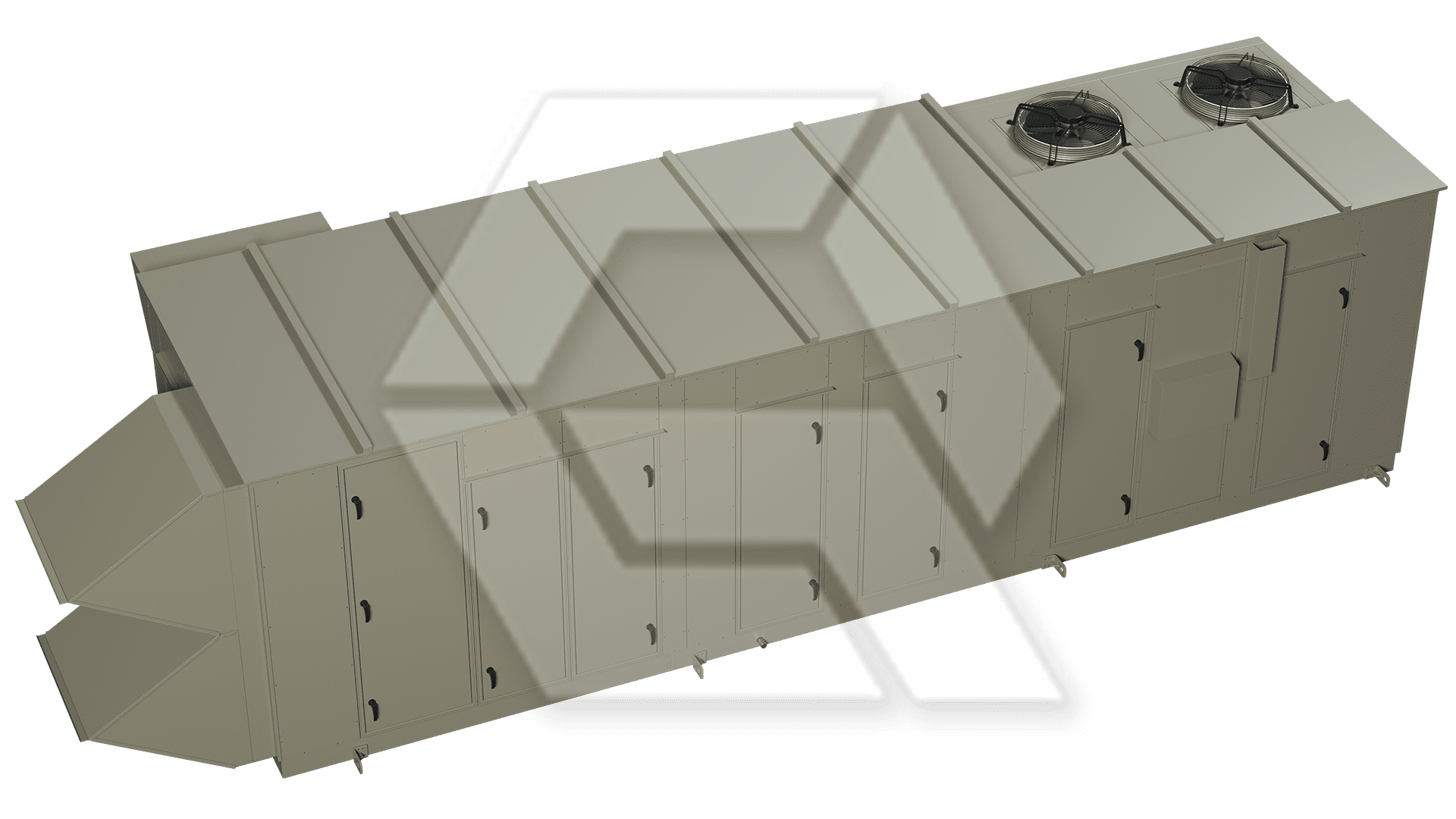 Innovent AHU 8081286 Closed View