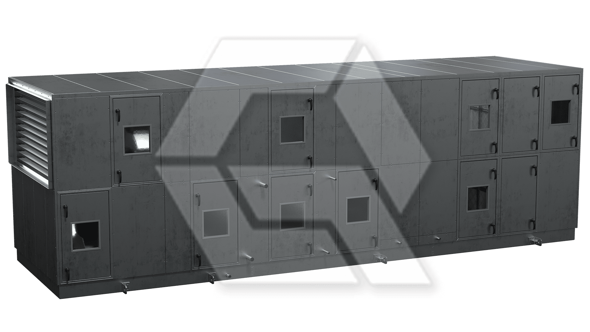 Innovent AHU 8088359 Closed View