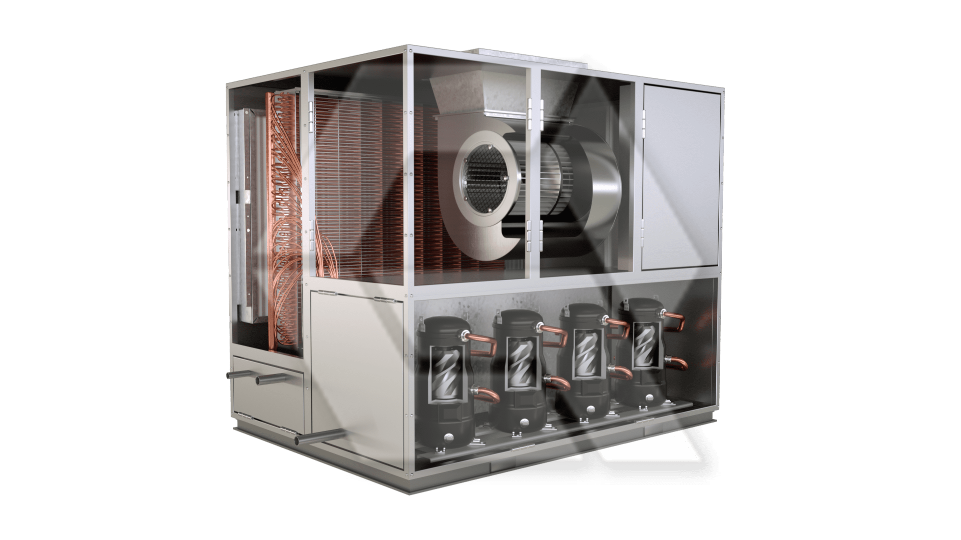 Trane Self-Contained Signature Series SWUD