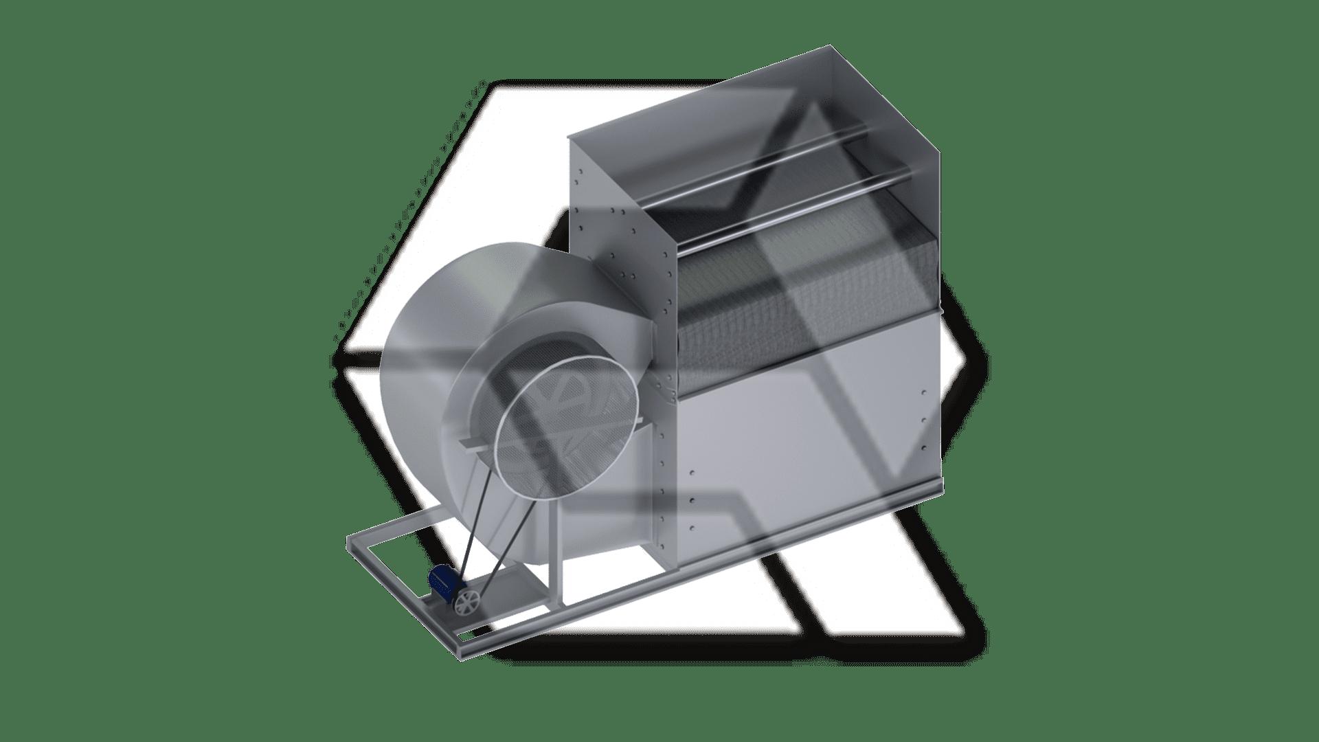 BAC VTL Single Fan CT
