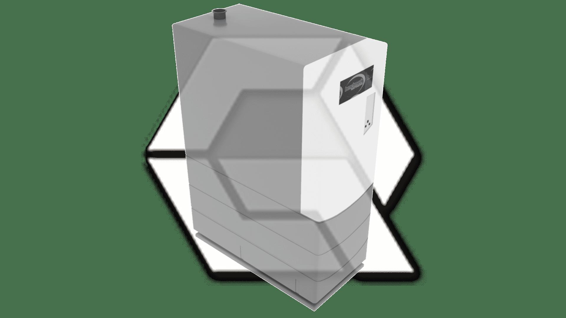 Benchmark Boiler Closed