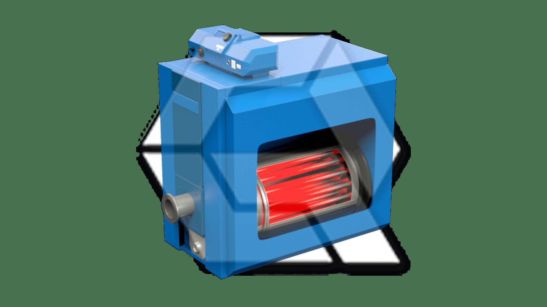 Buderus Boiler Small Open