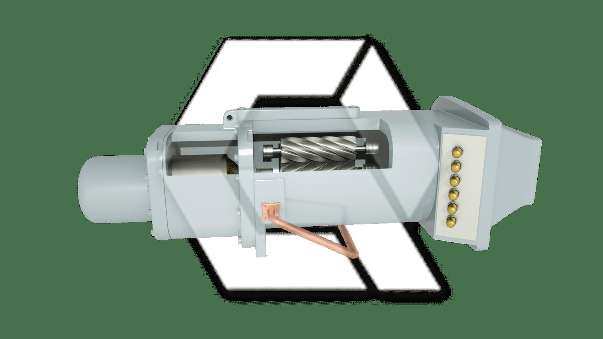 Carrier Air Chiller Screw Compressor