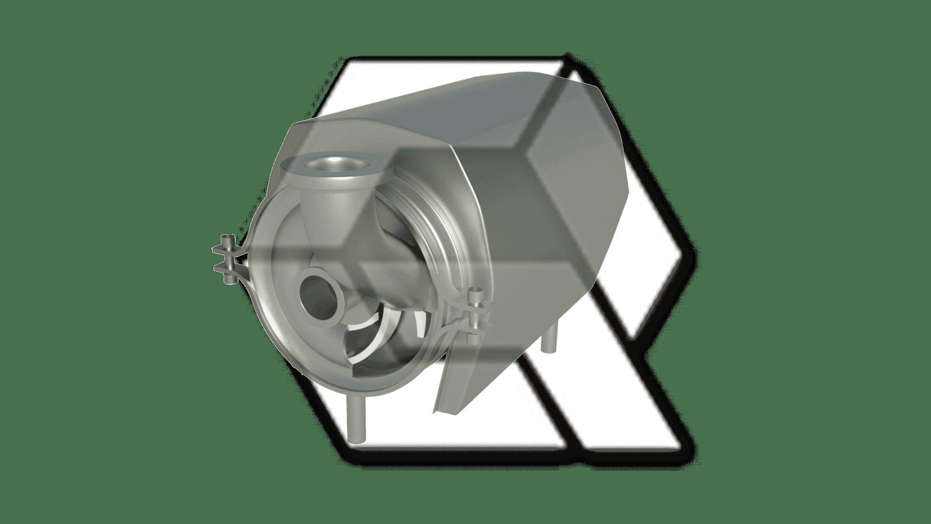 Centrifugal ALC Pump