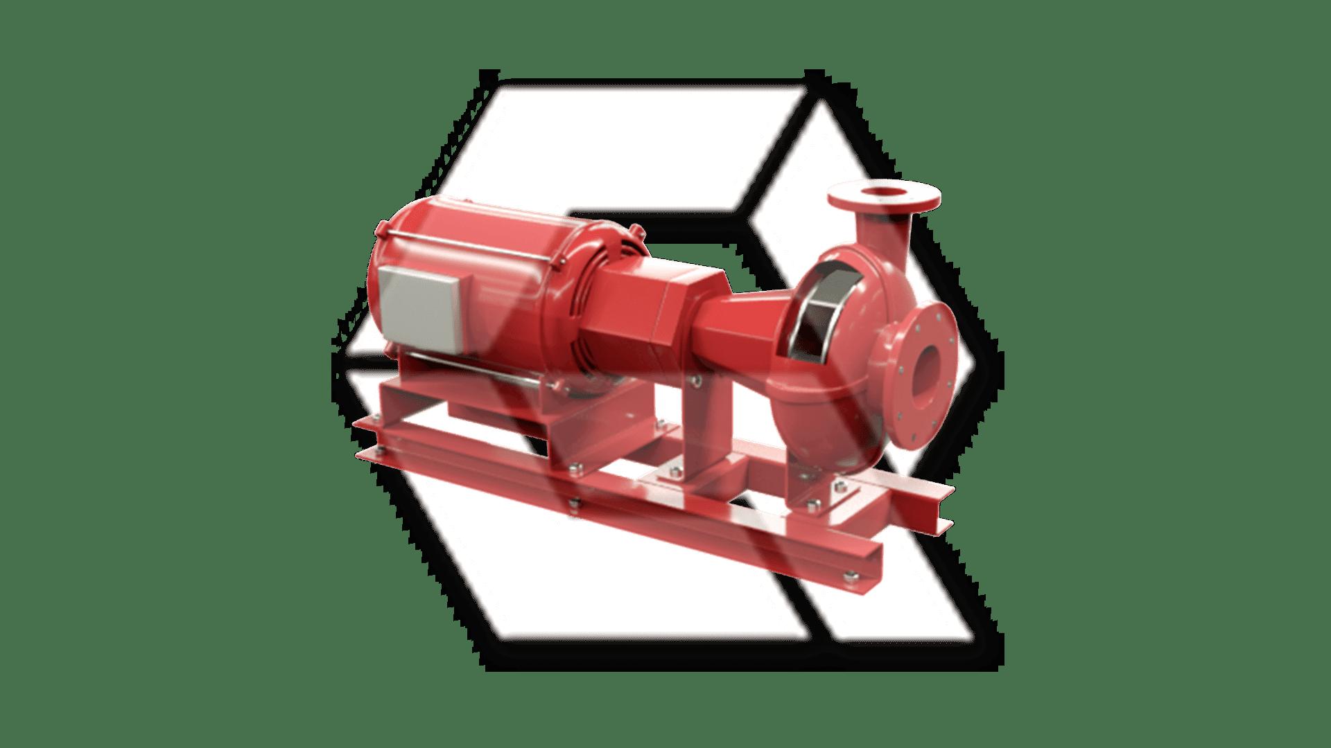 Centrifugal Pump E-1510
