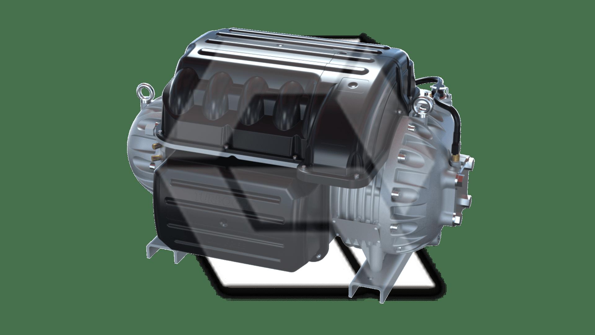 DanFoss TT Compressor Closed