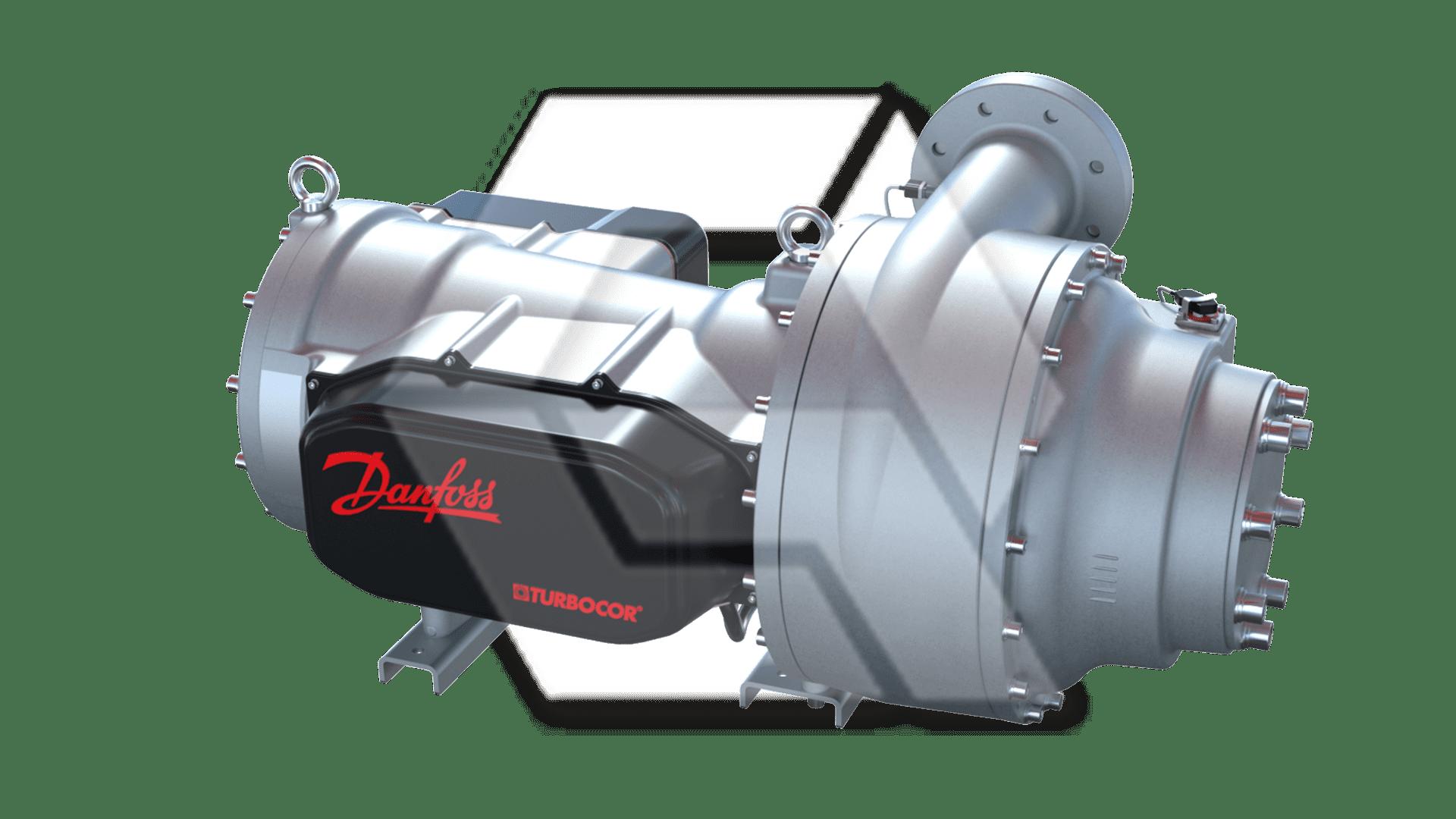 Danfoss VTT-1400 Compressor Closed