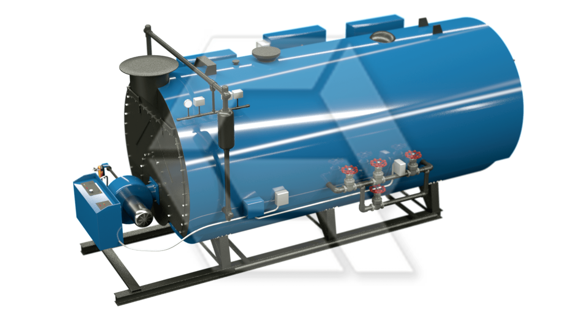 Hurst Series 200 Steam Closed
