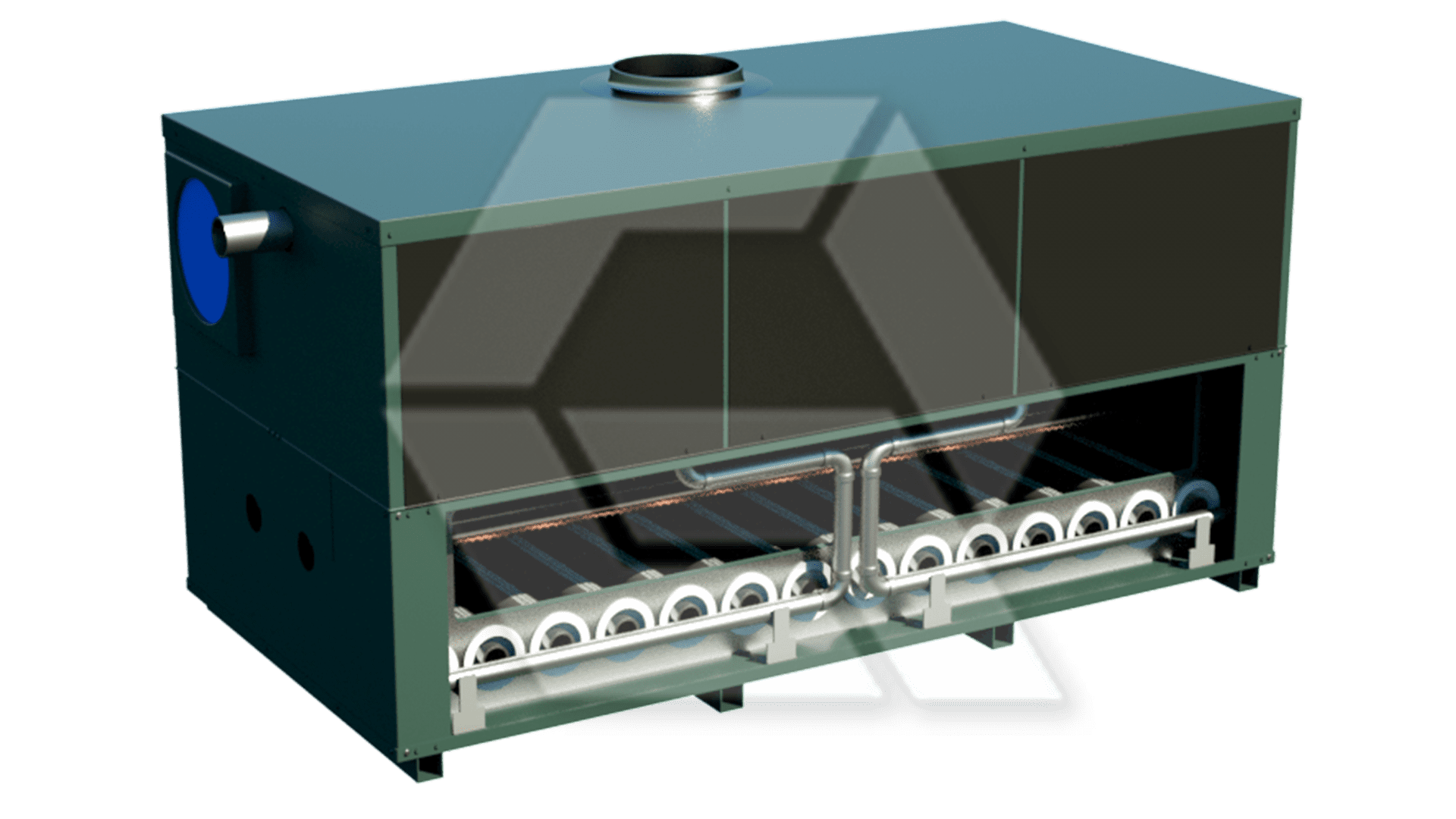 Raypak Hi-Delta Boiler