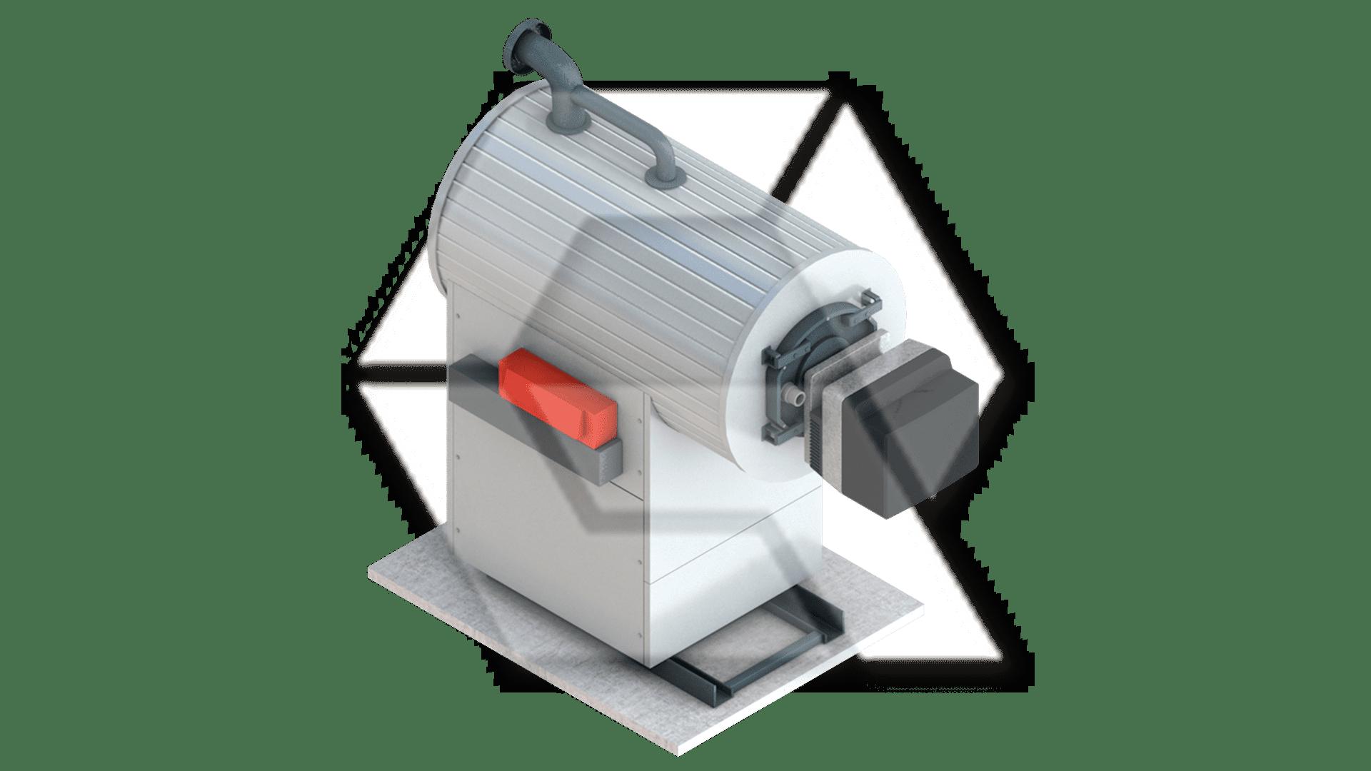 Viessmann Boiler closed