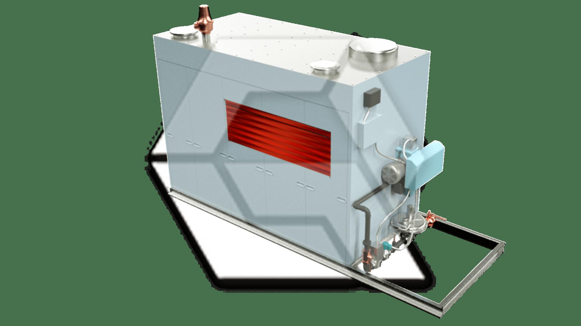 Water Boiler Open