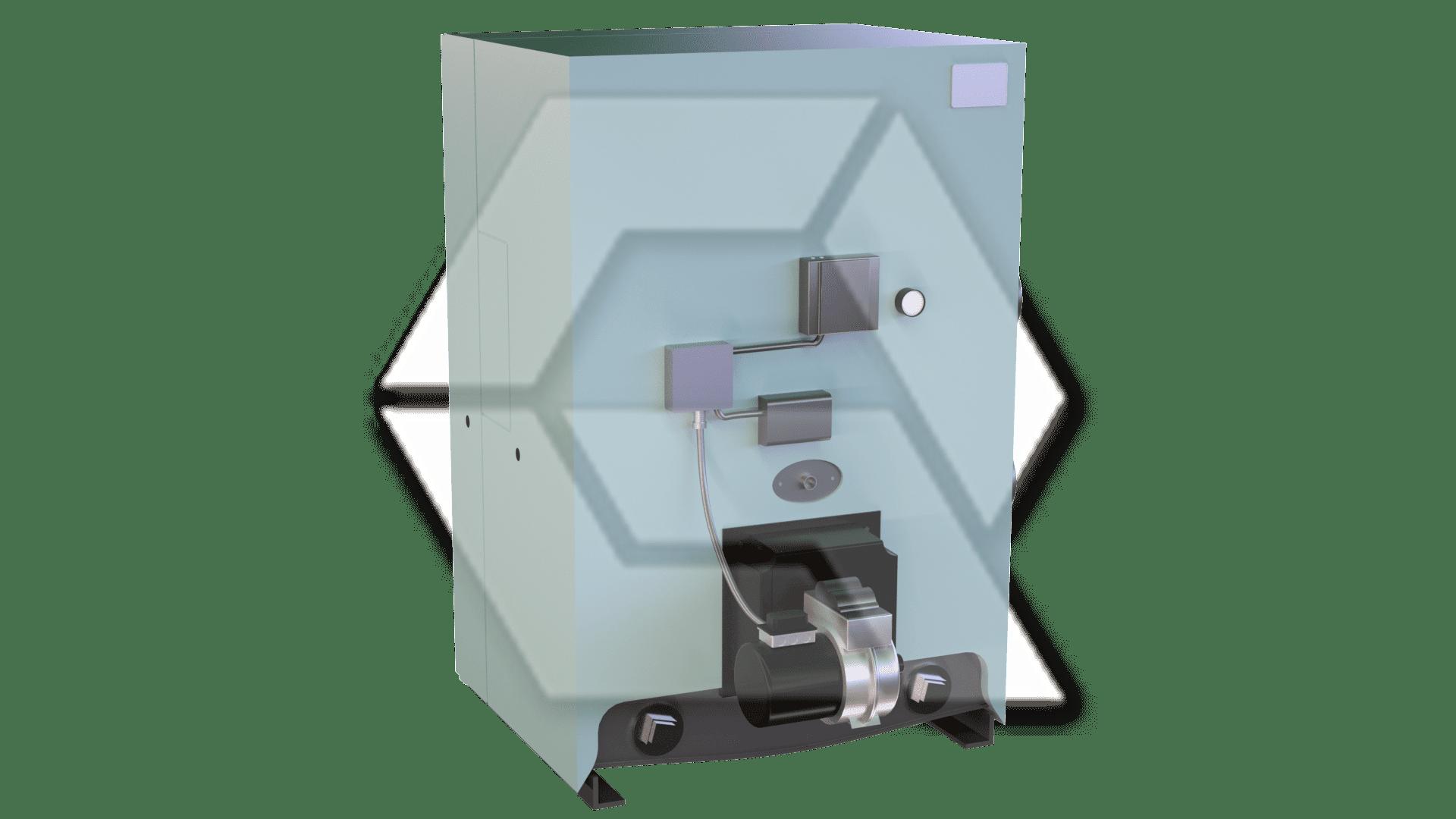 WeilMcClain Boiler closed