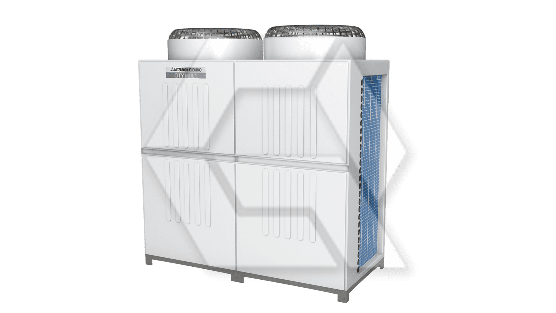 Double Stack Condenser