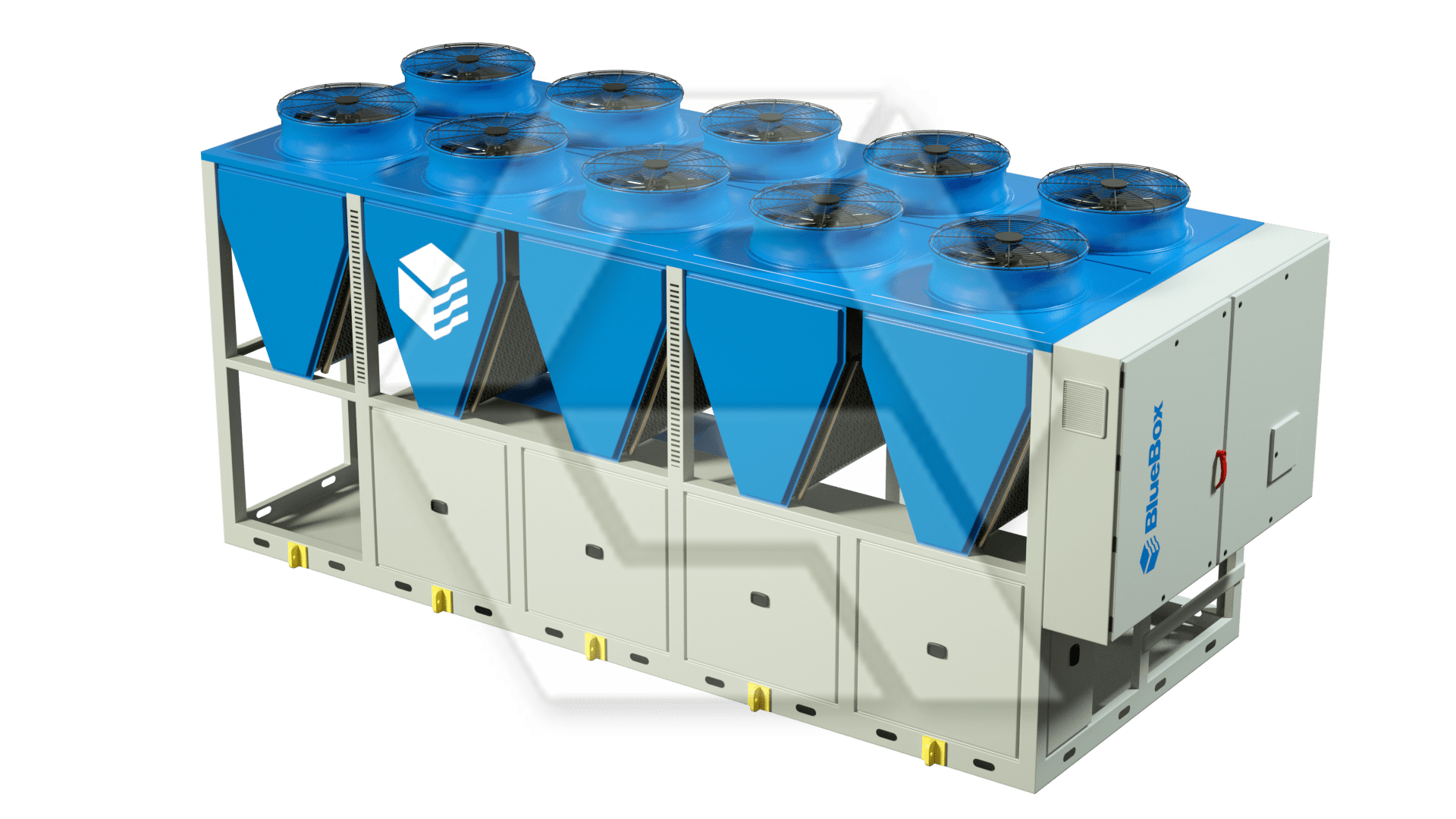 BlueBox Air Cooled Chiller