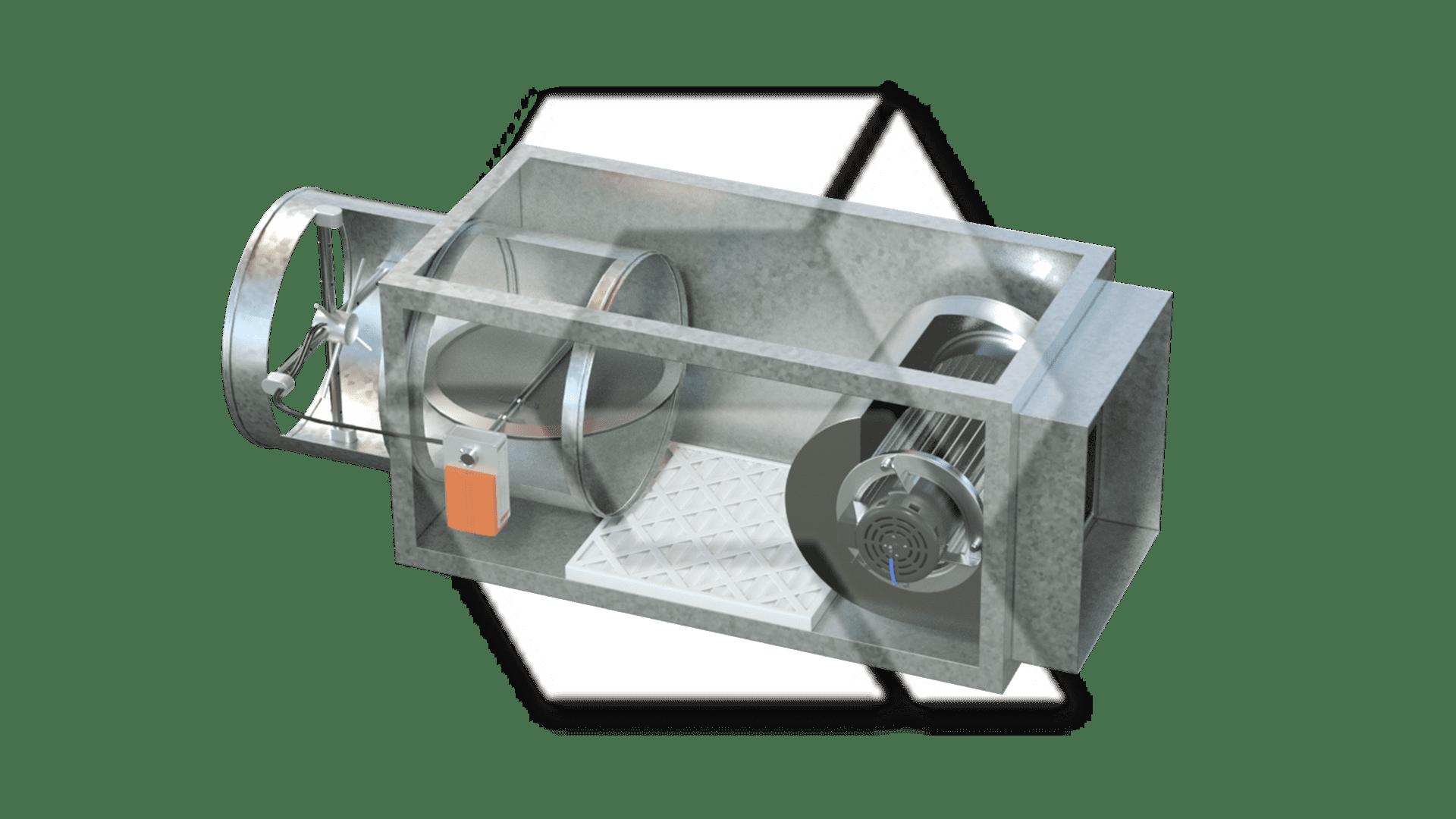 VAV Series Filter