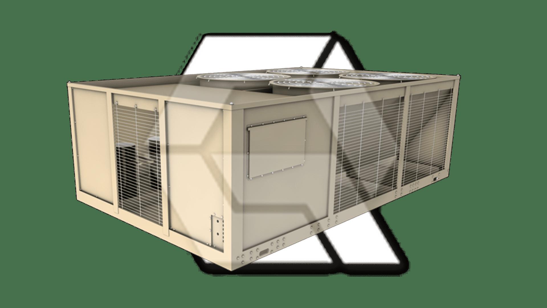 York YCAL Air Cooled Scroll Compressor Dual Circuit Closed
