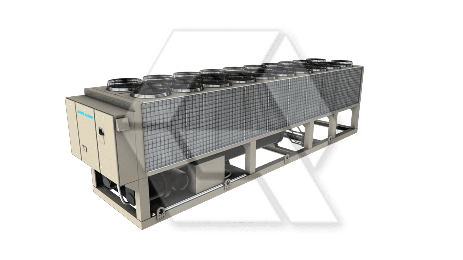 McQuay Air-Cooled Chiller