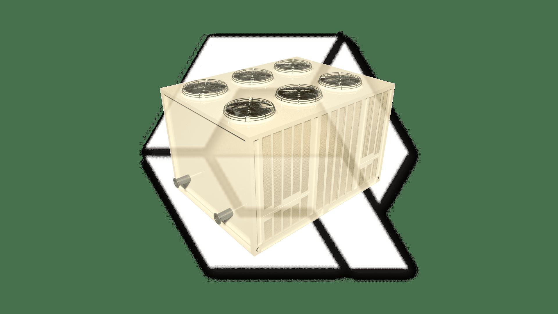 Trane Air Cooled Liquid Chiller (20-60 Ton)