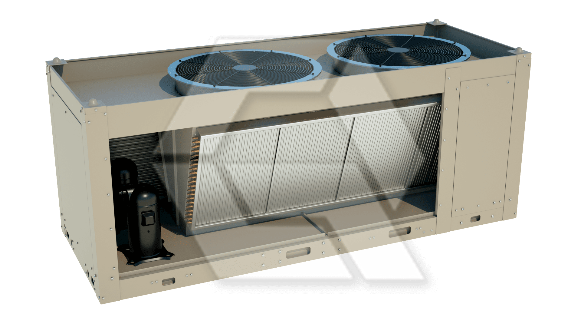 YCAL Air Cooled Scroll Chiller