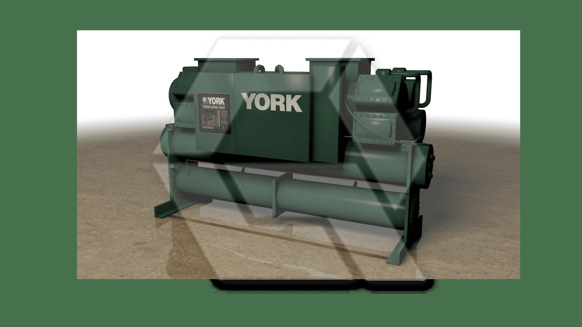 York Chiller 2