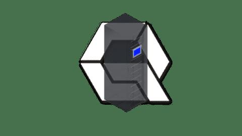 UPS Small - Facing Right